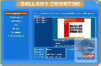 Gallery Creator