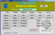 Daňová evidence