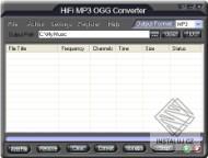 HiFi MP3 OGG Converter