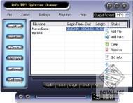 HiFi MP3 Splitter Joiner