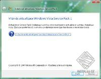Windows Vista Service Pack SP1 64bit