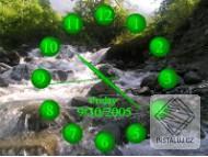 Raging River Screensaver