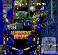 Hadleys hope pinball