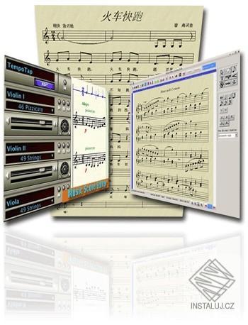 Music Score Editor