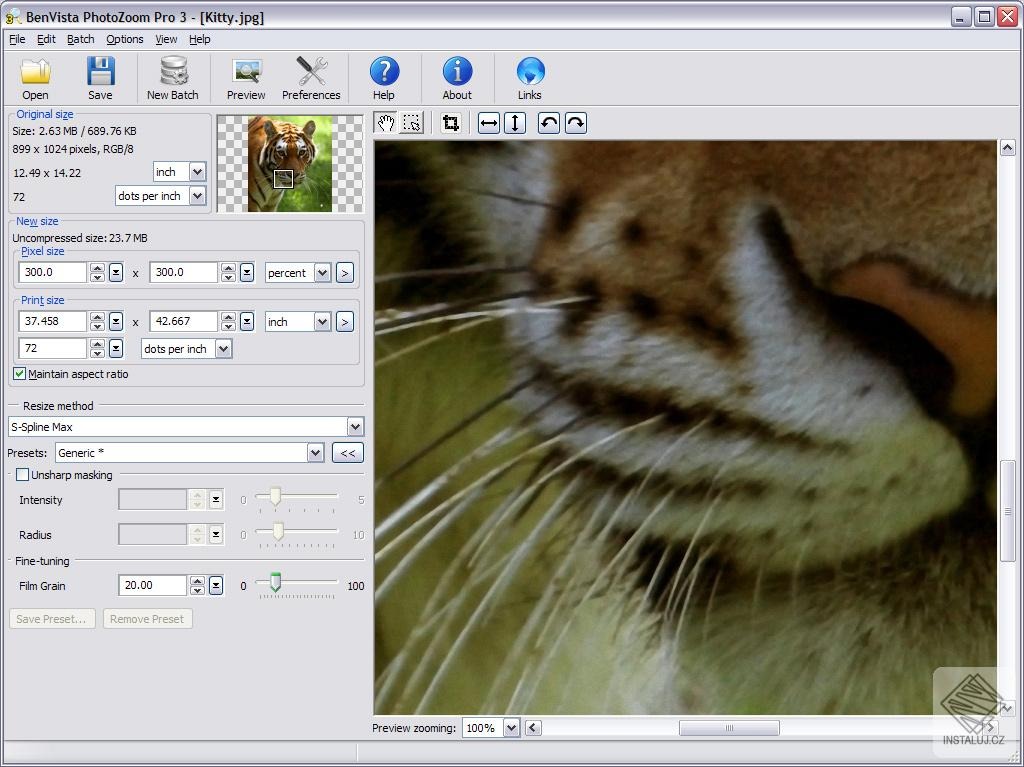 PhotoZoom Pro