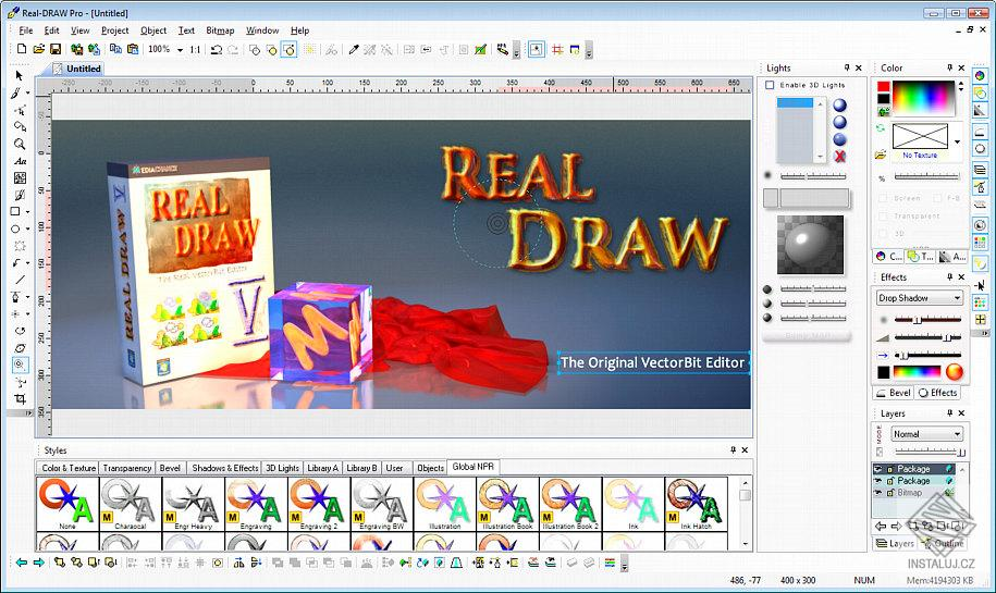 Real-DRAW PRO
