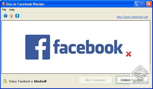 SterJo Facebook Blocker