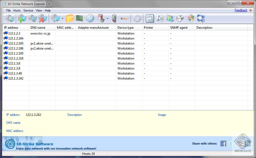 10strike network inventory explorer 4 0