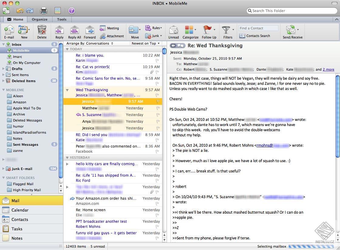 Apple Mail Viewer