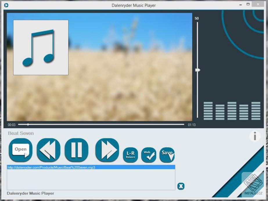 Dalenryder Music Player