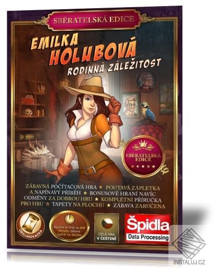 Emilka Holubová - Rodinná záležitost - Sběratelská edice