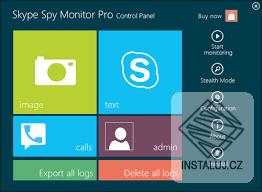 Skype Spy Monitor Pro 2018