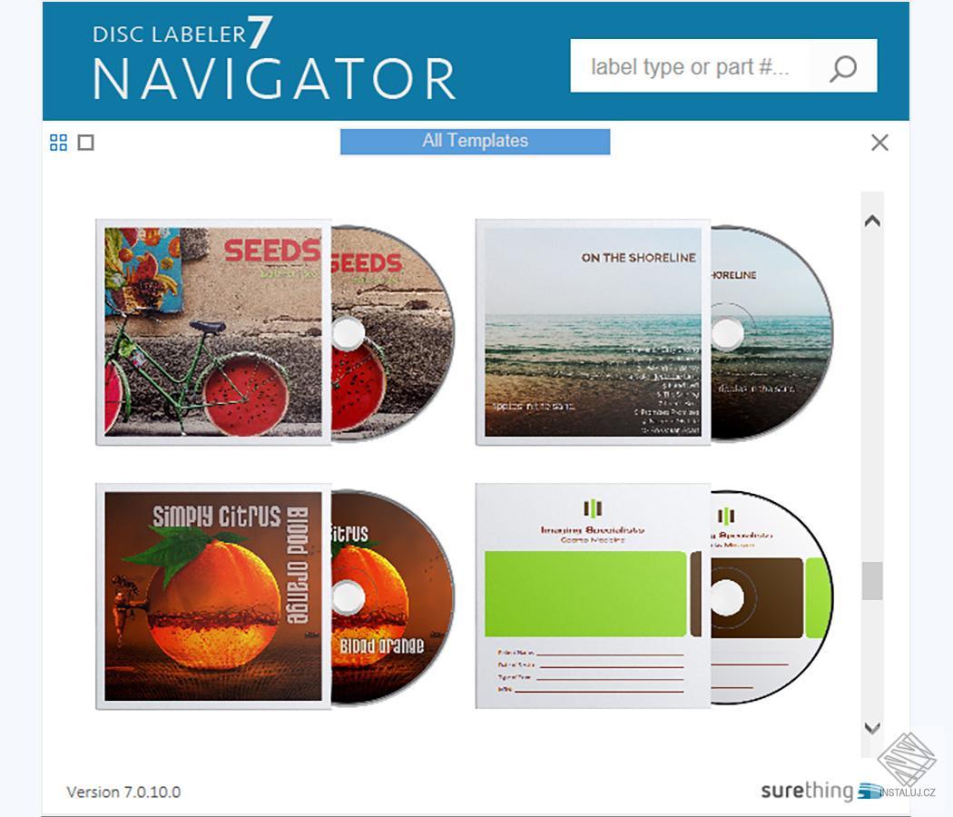 SureThing Disc Labeler Deluxe