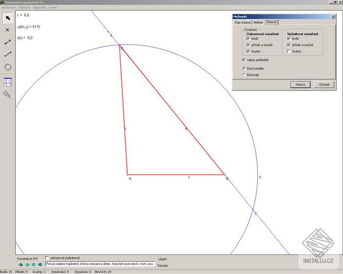 Dynamická geometrie