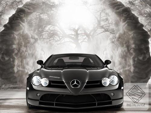 Free Mercedes Screensaver