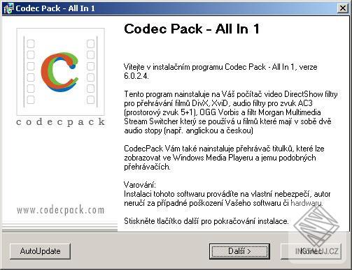 Codec Pack