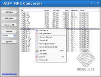 AIFF MP3 Converter